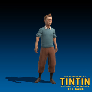 Adventures of Tintin, The Afrika